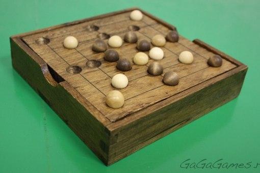 Мельница, древнерусская логическая настольная игра.