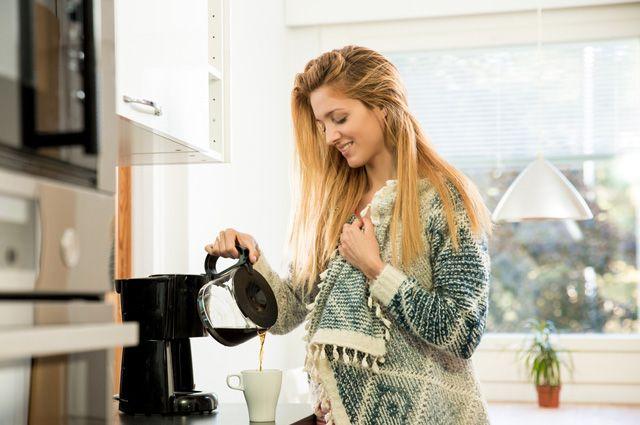 Кофе: влияние бодрящего напитка на организм