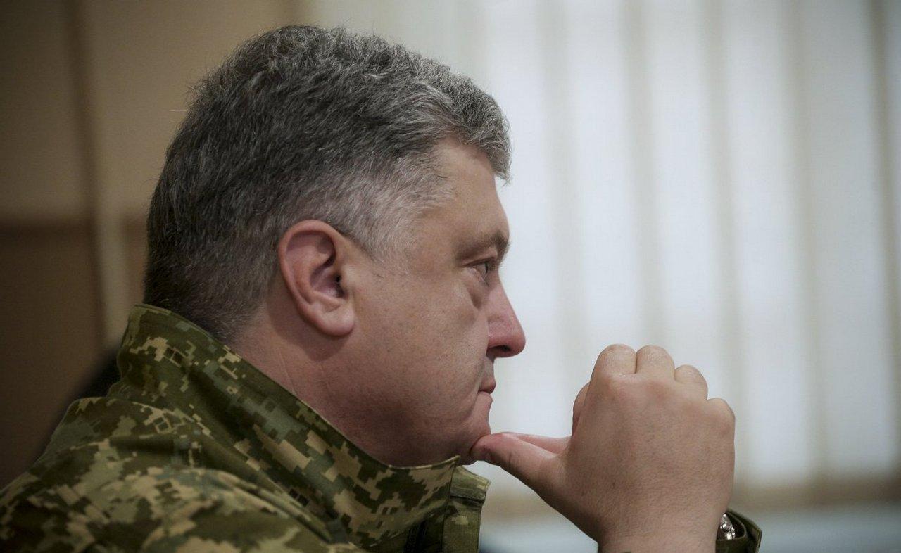 Отчаяние Порошенко. Андрей Бабицкий