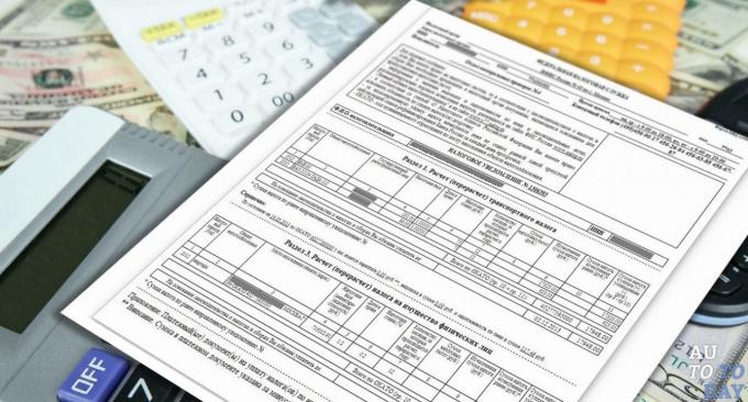 Транспортный налог требуют отменить депутаты