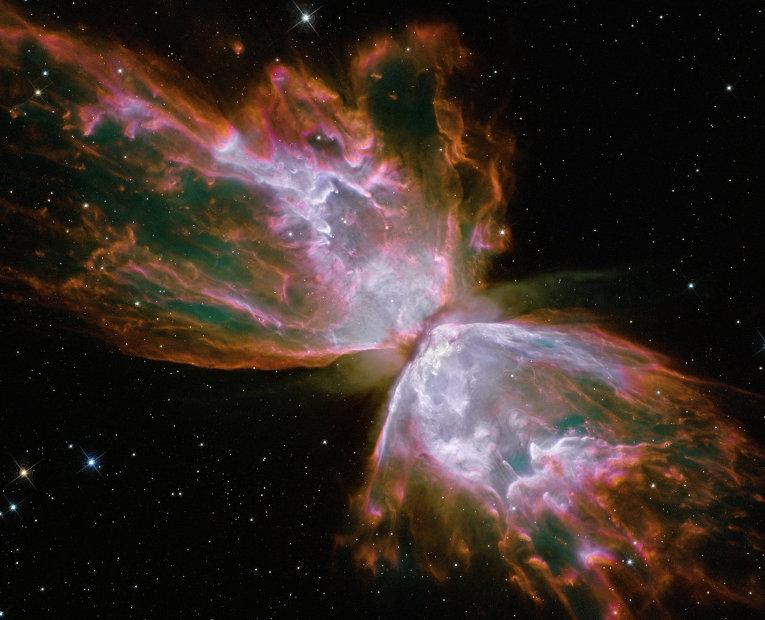 Завораживающие снимки космоса