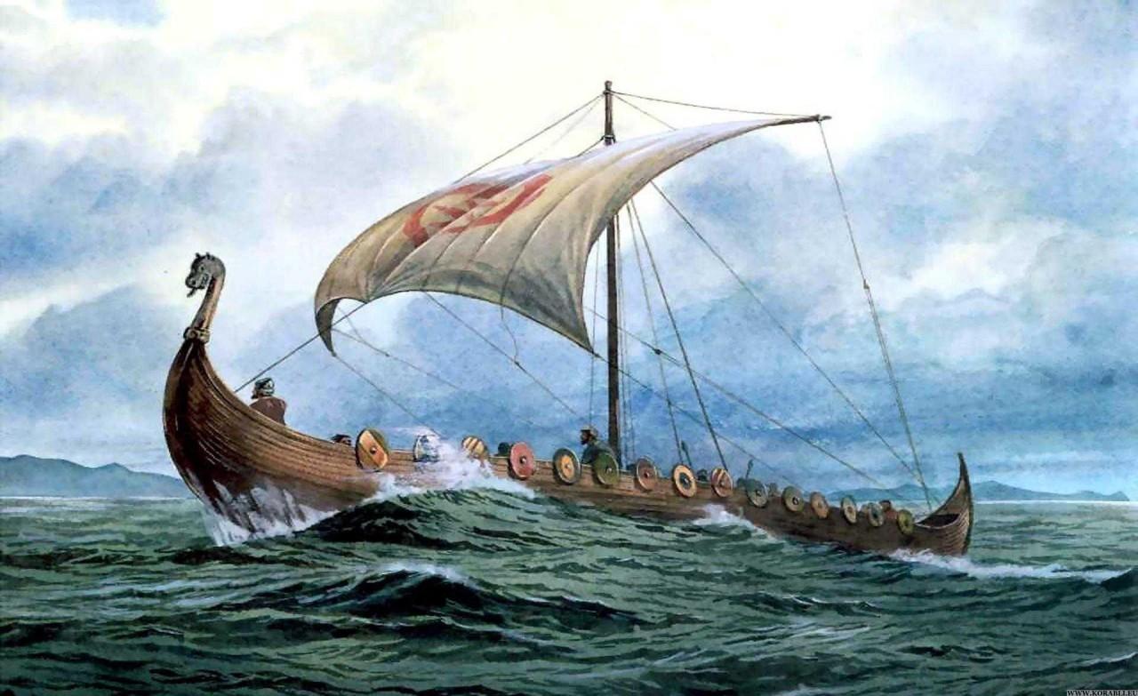 «Солнечный камень» викингов действительно работает