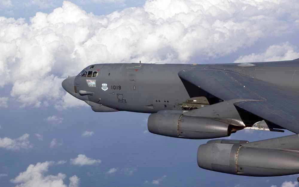 Стало известно о приближении бомбардировщиков США к новым базам России в Арктике