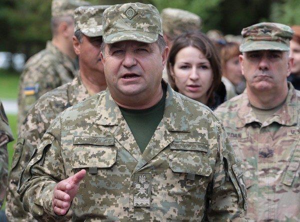 Минобороны Украины анонсировало визит инспекторов из США в Донбасс и Крым