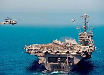 Главная цель передислокации авианосца США – не КНДР