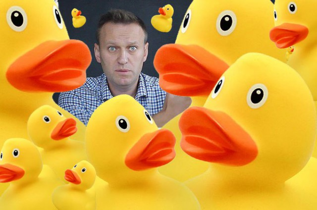 Навальный сдал дочь на «фабр…
