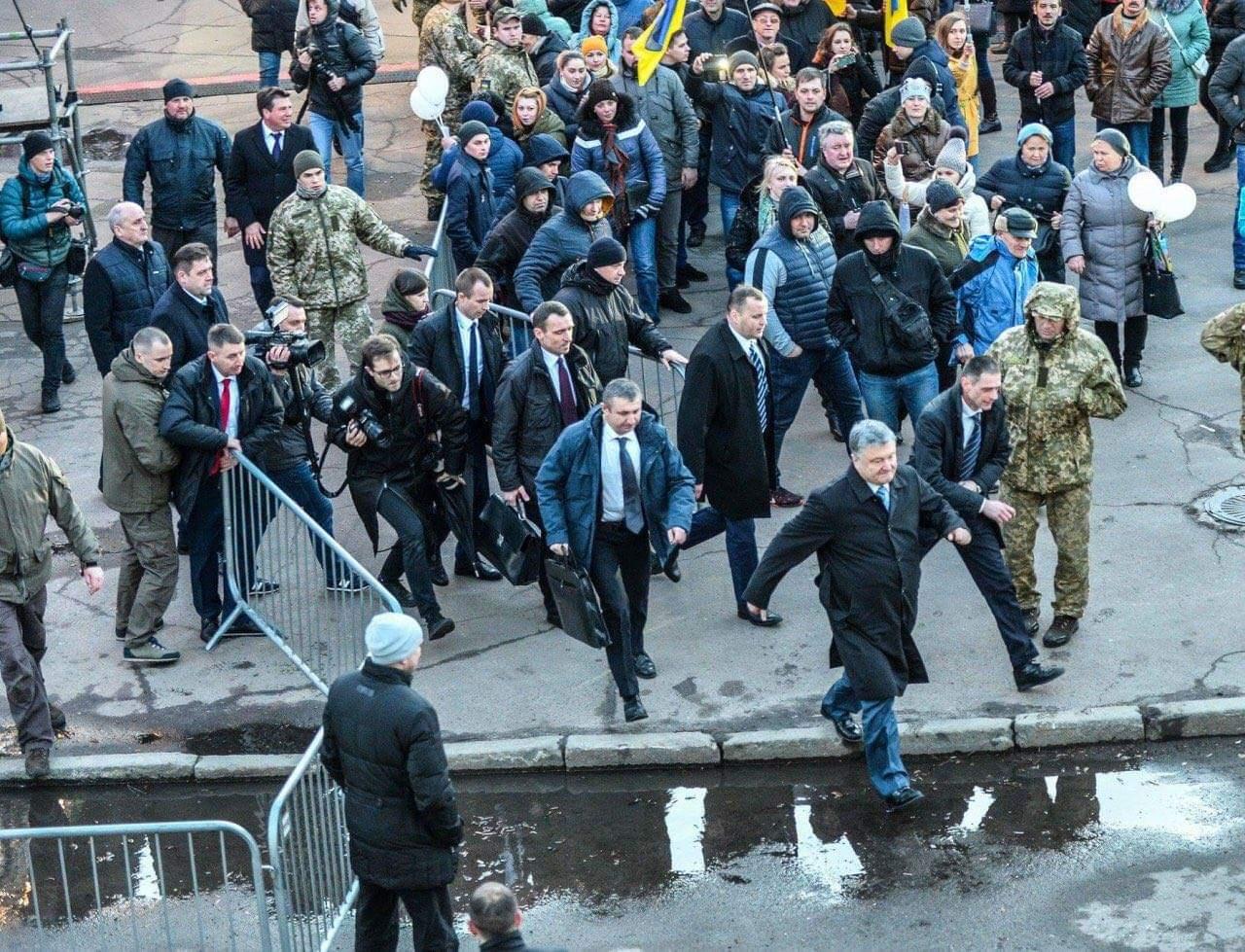 Президентские выборы на Украине 2019
