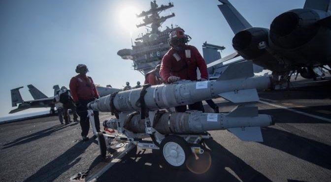 Война в небе Сирии: 40 МиГ и Су против 320 F-15 и А-10