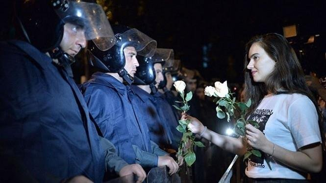 Армения: По плодам их узнаете их.