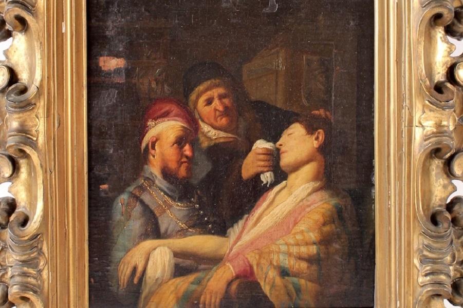 Рембрандт из подвала