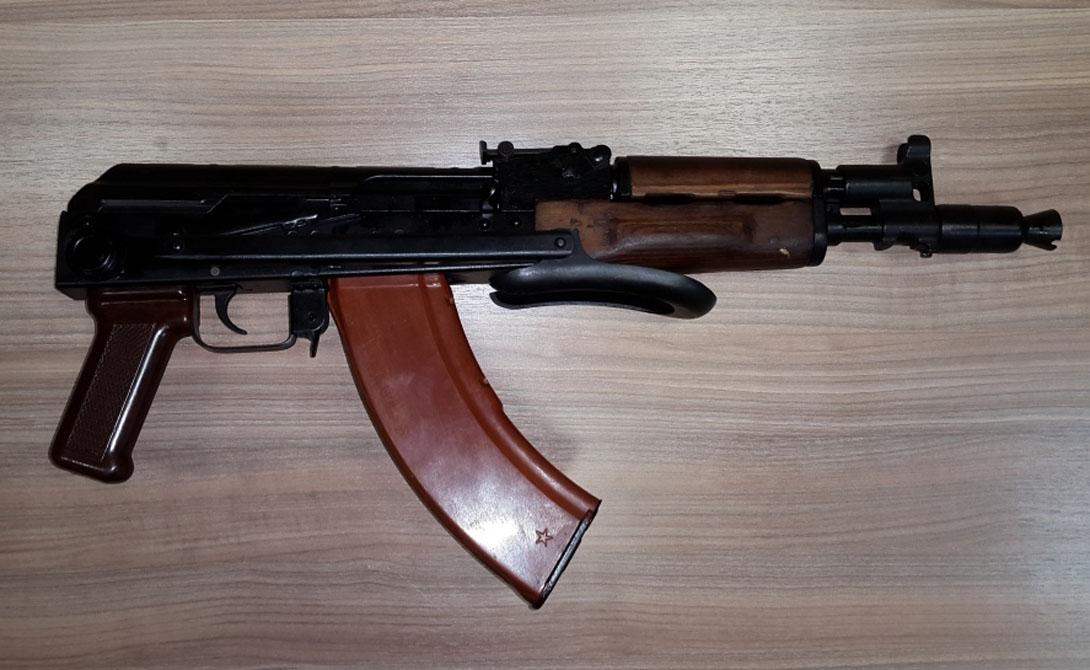Лучшее гражданское оружие нашей страны