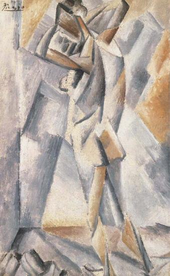 Пабло Пикассо. Купальщицы 2. 1928 год