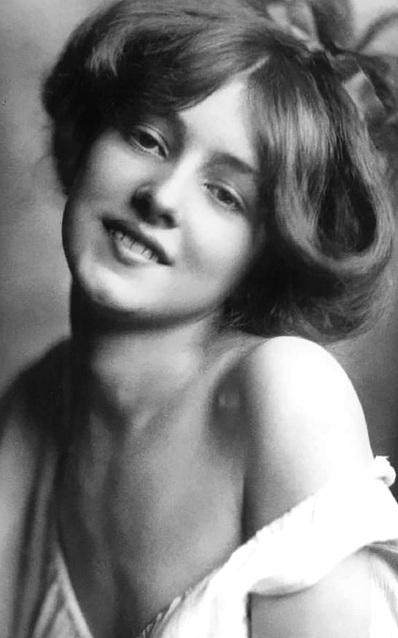 Винтажные фотографии актрис — 15 самых красивых женщин начала 20 века. Ах, как же они хороши!