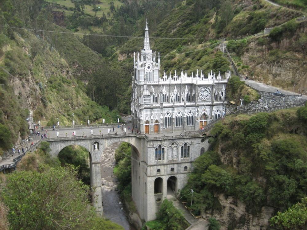 20 невероятно красивых храмов. Лишь от одного взгляда на эти чудеса искусства на душе становится светлее!