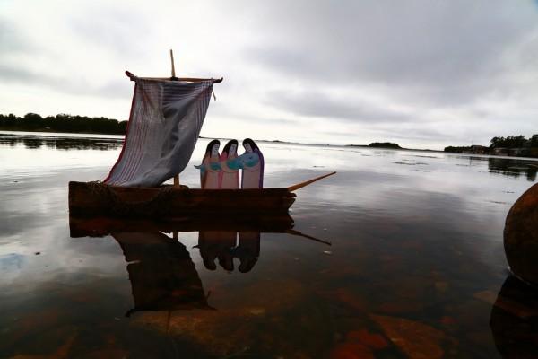 Рыбацкая смекалка соловецких монахов