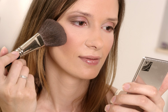 Makeup tips for the busy professional