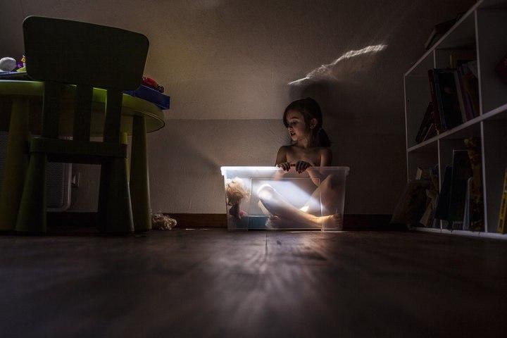 «Чаепитие в домике», Керри Пурэ national geographic