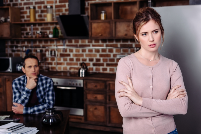 женщина и мужчина фото