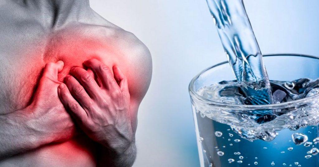 Инфаркт и вода: Bceгдa ecть чтo-тo, чтo мы eщe нe знaeм…