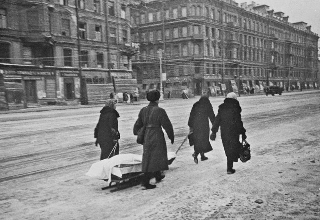 Блокада Ленинграда. Неудобные вопросы.