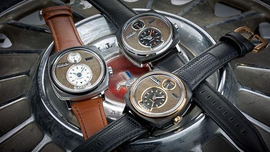 Все в дело: крутые часы из утилизированных Мустангов