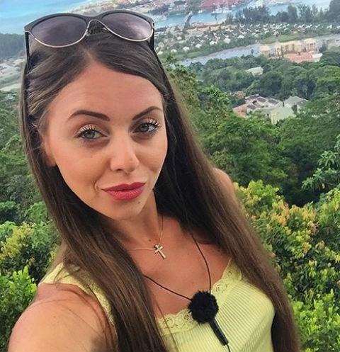 Ольга Рапунцель оправдала любимого за побои