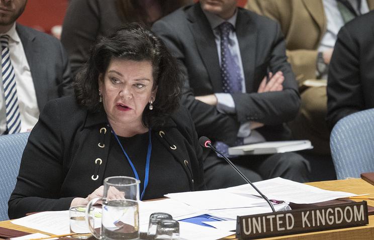 Лондон дал ООН 24 часа на разъяснение ситуации с расследованием химатаки в Сирии