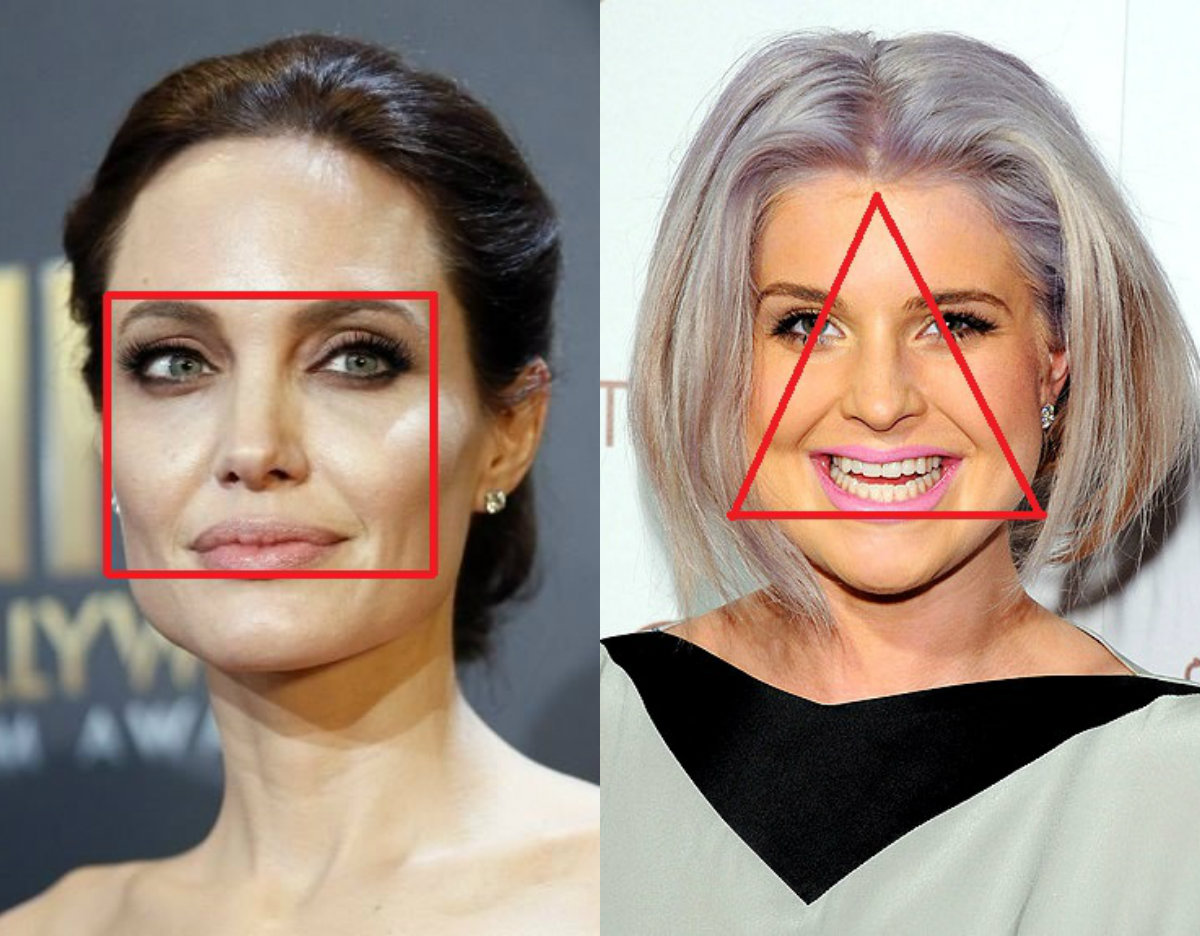 """Квадрат, овал и """"бриллиант"""". Что форма лица говорит о вашей личности"""