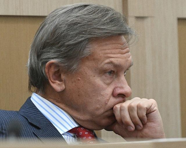 Пушков высказался о смерти сенатора Тюльпанова