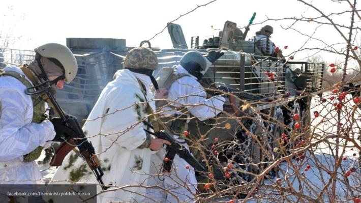 ВСУ предпринимают попытку прорвать оборону в районе донецкого аэропорта