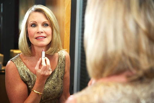 Makeup over 50