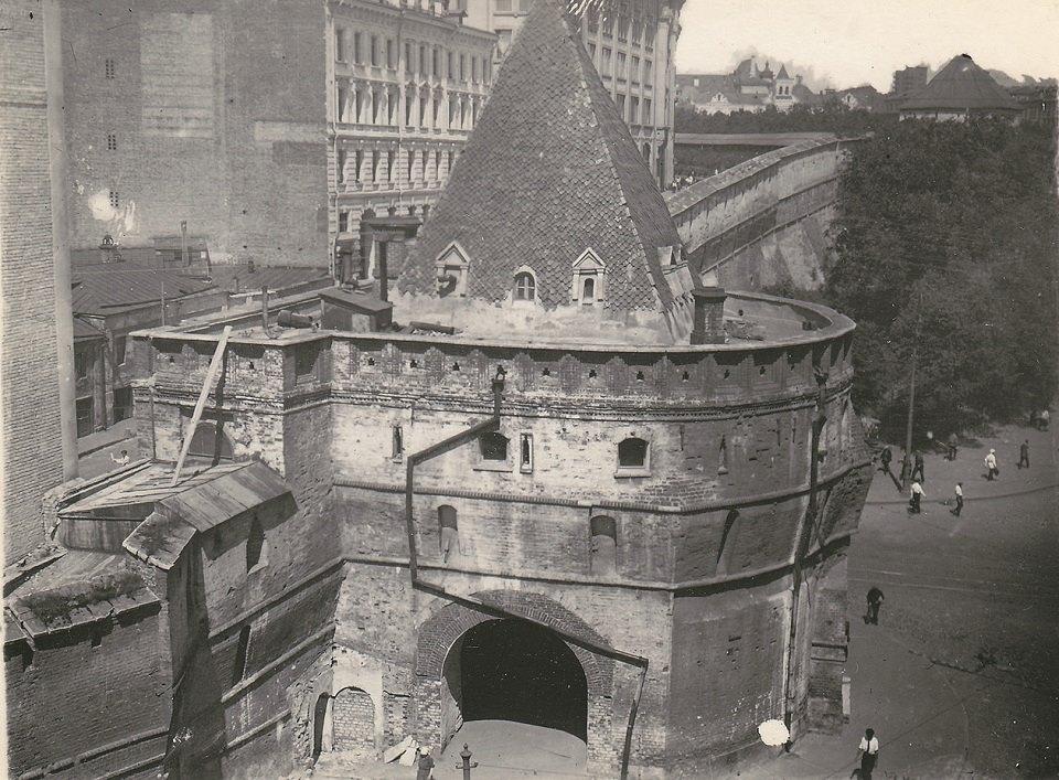 Башни Китай города