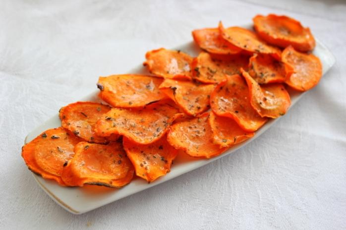 Как приготовить морковные чипсы: Быстрый перекус