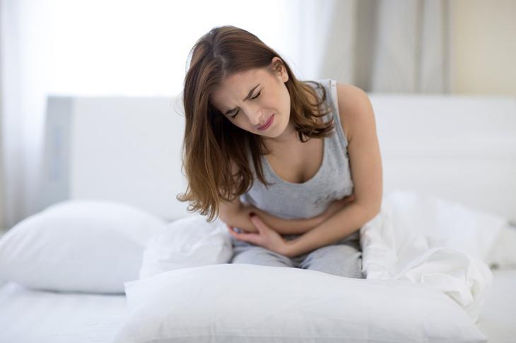 4. Аномальные выделения из вагинального отверстия