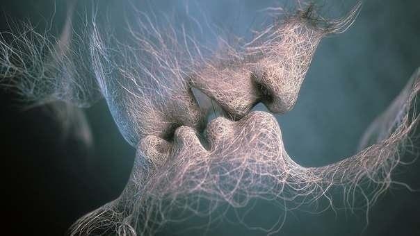 Чем полезен поцелуй?