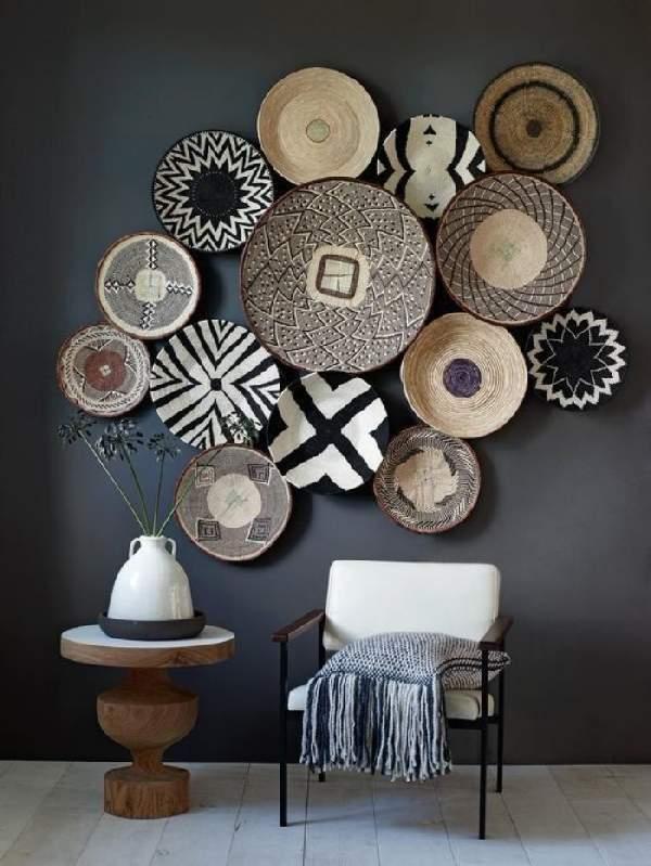 стильное декорирование квартиры из подручных материалов, фото 49