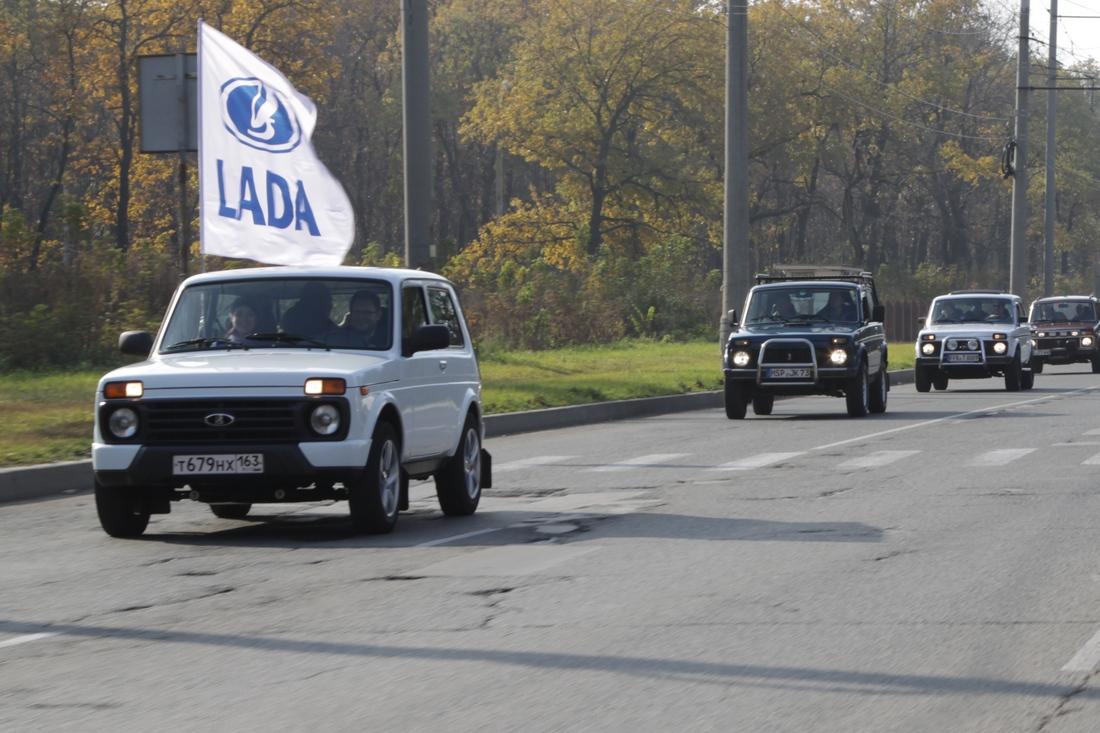 LADA 4x4 Urban появится в продаже в понедельник. Цена ниже
