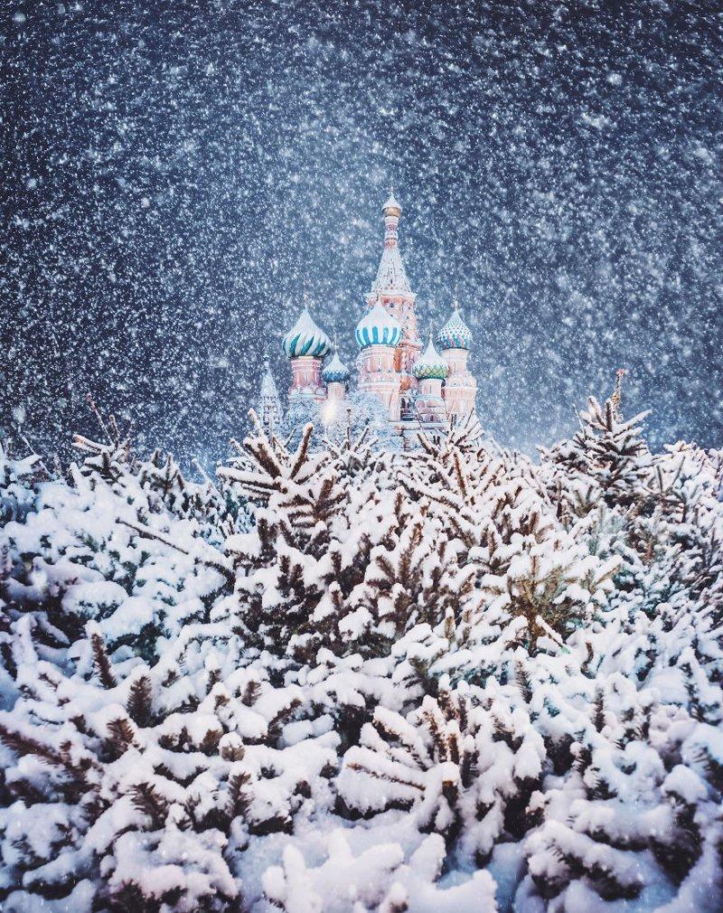 2. достопримечательность, зима, кристина макеева, москва, сказка, снег, фотография, фотомир