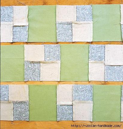 Шьем одеяло в технике ПЭЧВОРК. Учебный курс (9) (411x429, 130Kb)