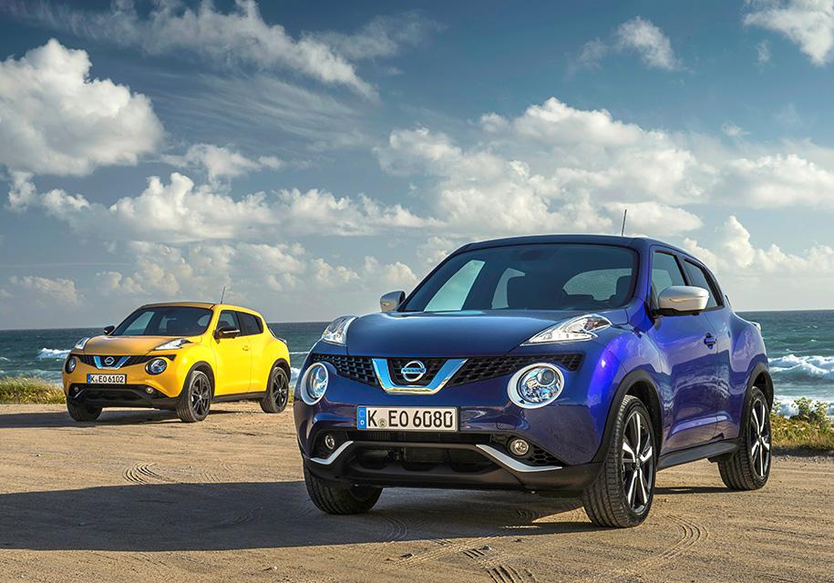В России снова начали продавать Nissan Juke