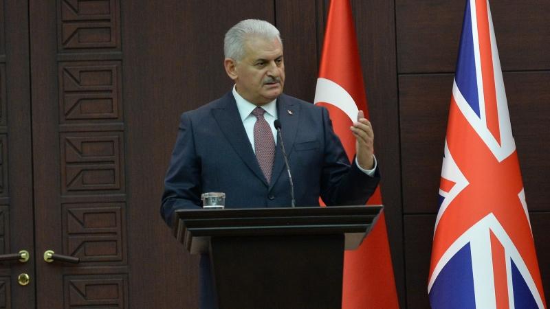 От боевиков ИГ зачистили большую часть Эль-Баба— премьер Турции