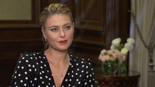 Мария Шарапова: в России мельдоний принимают повсеместно