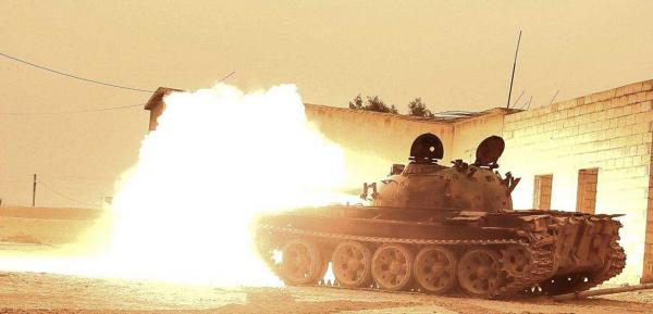 Котёл для ИГИЛ: «Тигры» и ВКС РФ завершают окружение большой группировки боевиков в Ракке