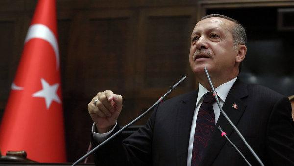 Эрдоган усомнился в том, что Колумб открыл Америку