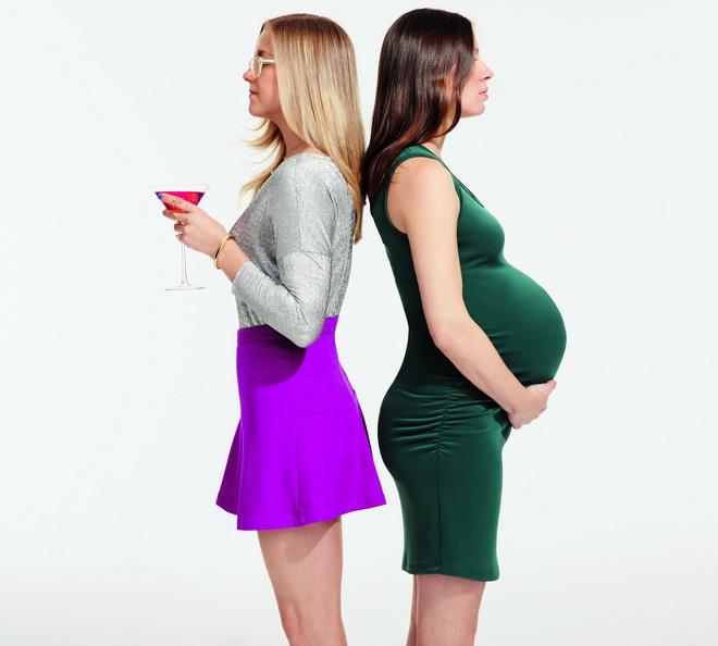 Мне снится беременная подруга