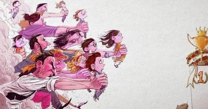 Жестокие, но честные карикатуры о мире, в котором нам приходится жить