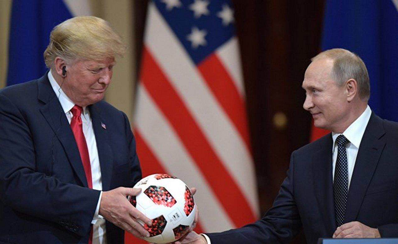 Итоги года: Трамп утомил, Путин выиграл