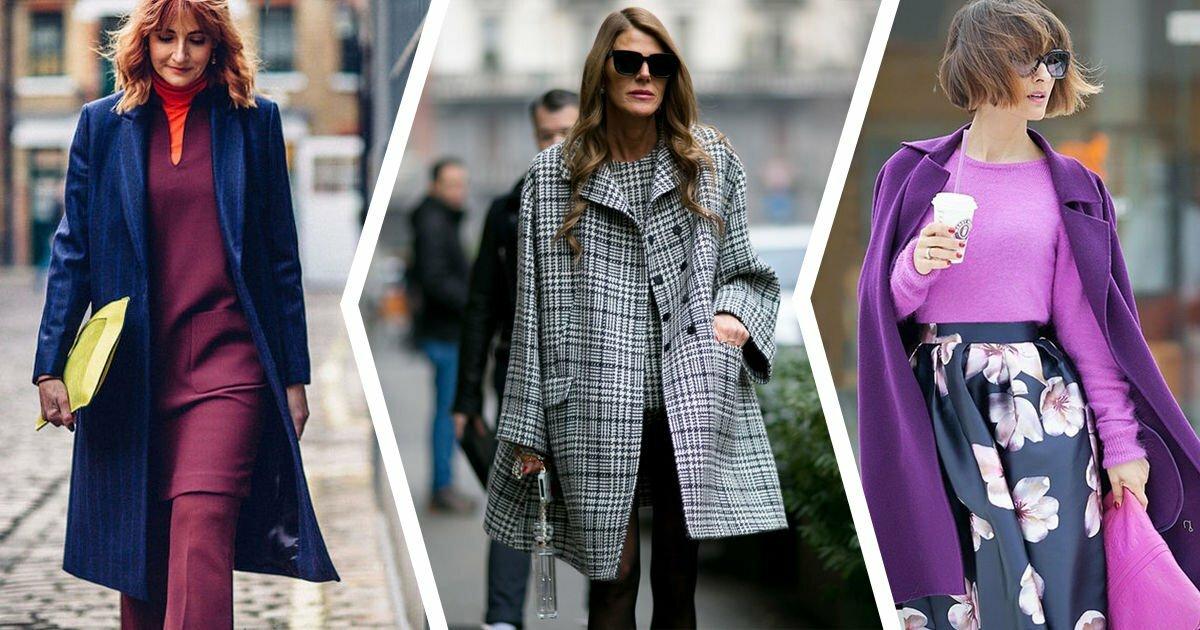 Что думаете об этих моделях пальто для женщин?