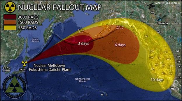Фукусима 2017 — самая страшная ядерная катастрофа продолжается…