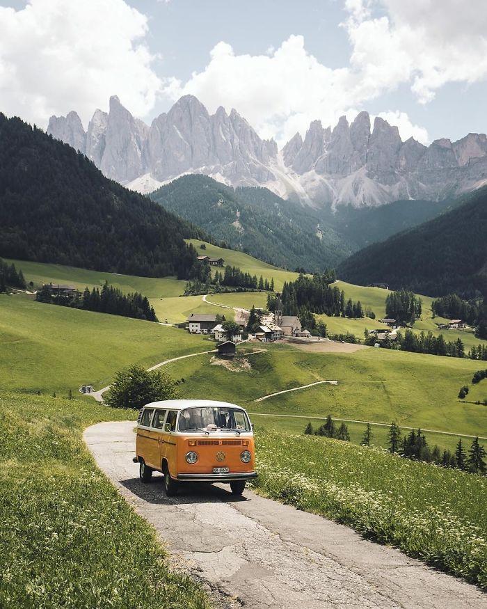 «Жизнь в фургоне»: 50 лучших моментов из жизни на колёсах